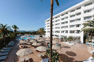 Aluasoul Alcudia Bay - Adults Only - Terrasse