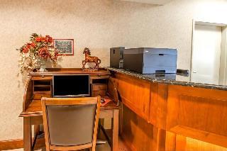 Quality Inn & Suites, 7787 Wolf River Blvd.,7787