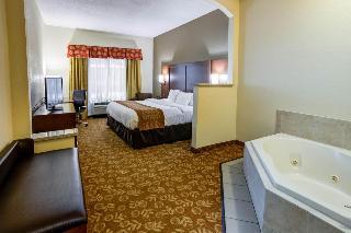 Comfort Suites (Kansas…, North Church Road,8200