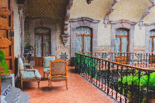 La Casa de la Marquesa, Francisco I. Madero Centro…