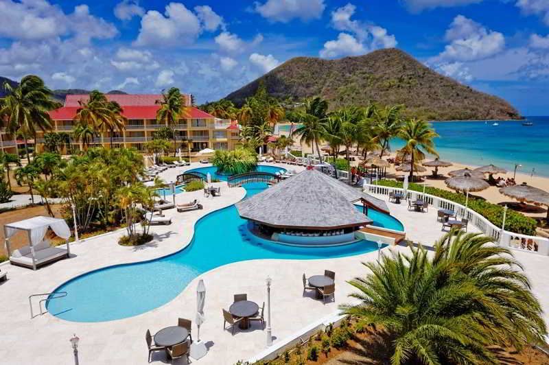 Royal St Lucia Resort…, Reduit Beach Avenue,.