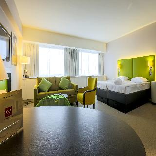 Thon Hotel Brussels City Centre - Zimmer