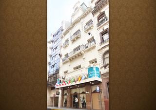 Gran Hotel de La Paix - Generell