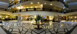 Panamericano Hotel - Diele