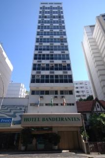 Rio De Janeiro Hotels:Bandeirantes