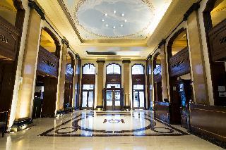 Claridge Hotel - Diele