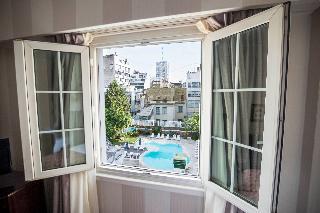 Claridge Hotel - Zimmer