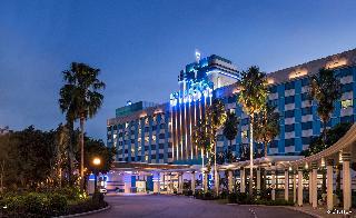 Disney's Hollywood Hotel, Hong Kong Disneyland Resort,lantau…