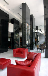 Ros Tower Hotel - Diele