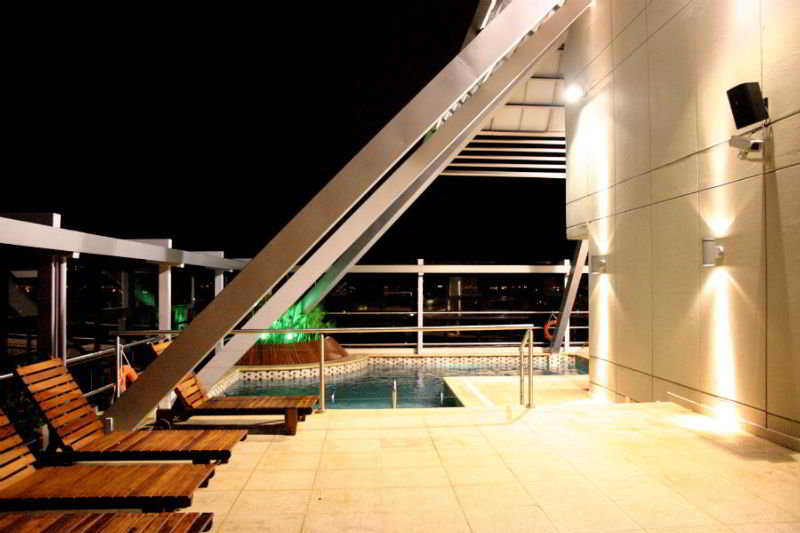 Ros Tower Hotel - Terrasse