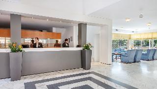 Villa Sassa Hotel Residence & Spa - Diele