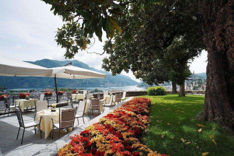 Villa Sassa Hotel Residence & Spa - Terrasse