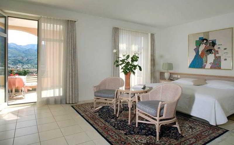 Villa Sassa Hotel Residence & Spa - Zimmer