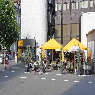 Sorell Hotel Aarauerhof - Terrasse