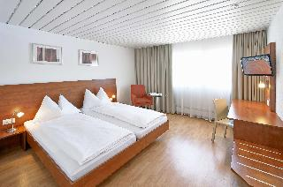 Sorell Hotel Aarauerhof - Zimmer
