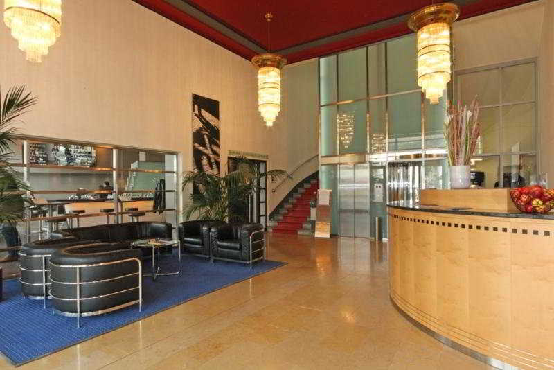 Elite Art Déco Swiss Quality Hotel - Diele