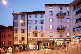 Lugano Dante Swiss Quality Hotel - Generell