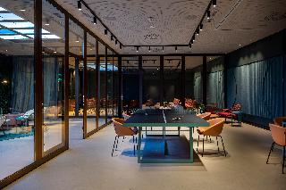 Lugano Dante Swiss Quality Hotel - Konferenz