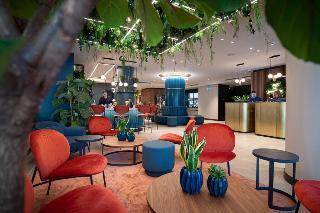 Lugano Dante Swiss Quality Hotel - Diele