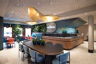 Lugano Dante Swiss Quality Hotel - Restaurant