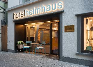 Boutique Hotel Helmhaus Zürich - Generell