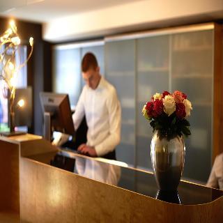 Boutique Hotel Helmhaus Zürich - Diele
