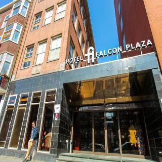 Falcon Plaza, Valkenburgerstraat,72-74