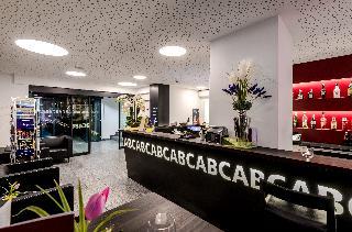 ABC Swiss Quality Hotel - Diele