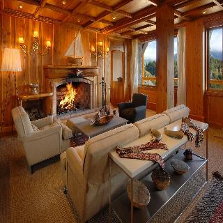 Isla Victoria Lodge - Bar