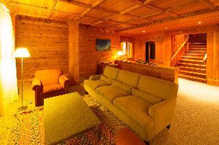 Isla Victoria Lodge - Diele