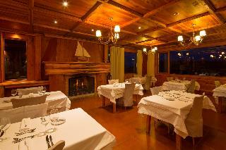 Isla Victoria Lodge - Restaurant