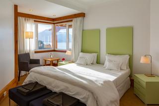 Isla Victoria Lodge - Zimmer