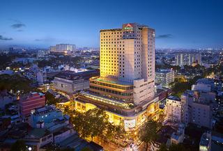 Windsor Plaza Hotel…, 18 An Duong Vuong Street,…