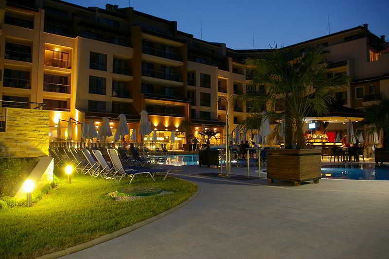 Obzor Beach Resort - Terrasse