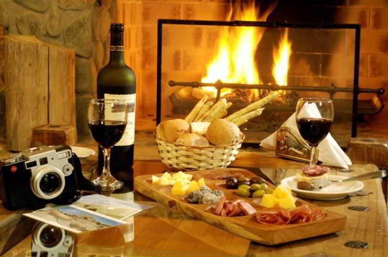 Hosteria Boutique Blanca Patagonia - Bar