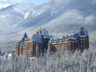 Banff Hotels:The Fairmont Banff Springs