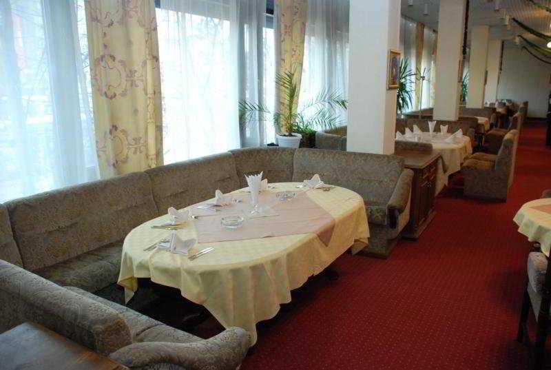 Pliska - Restaurant