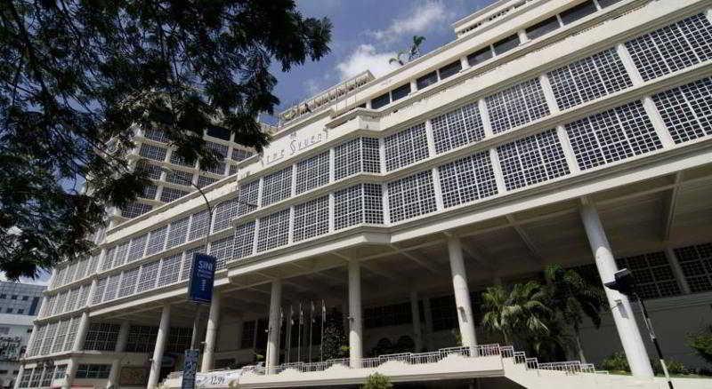 Syuen Hotel Ipoh, 88 Jalan Sultan Abdul Jalil,