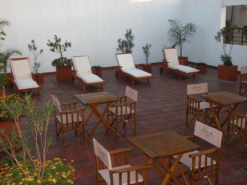 Duomi Plaza Hotel - Terrasse