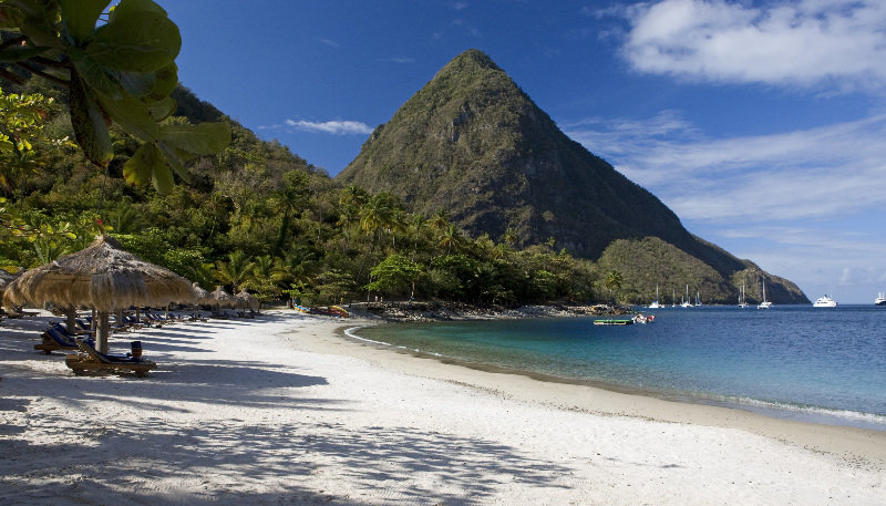Sugar Beach a Viceroy…, Val Des Pitons Sugar Beach…