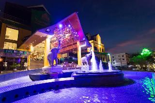 Inn Come Hotel Chiang…, Rajbamrung Rd, A. Muang,176/2