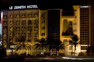 Le Zenith Hotel & Spa, Route El Jadida, Angle 1077,