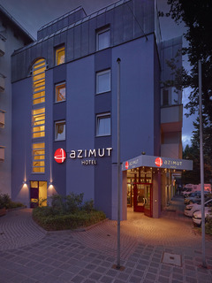 City Break Azimut Hotel Nuernberg