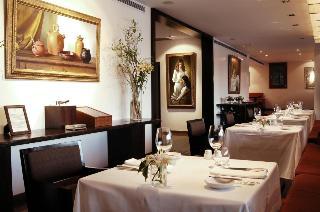 El Casco Art Hotel - Restaurant