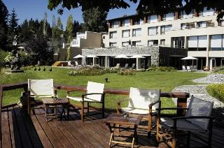El Casco Art Hotel - Terrasse
