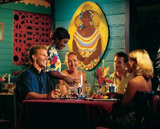 Almond Beach Resort - Bar