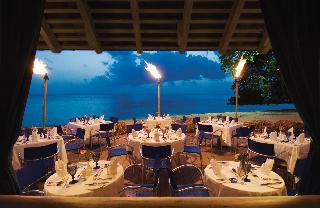 Almond Beach Resort - Restaurant