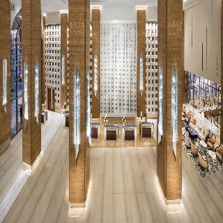 Kempinski Hotel Mall of the Emirates Dubai - Diele