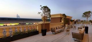 Kempinski Hotel Mall of the Emirates Dubai - Terrasse