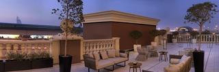 Kempinski Mall of the Emirates - Terrasse